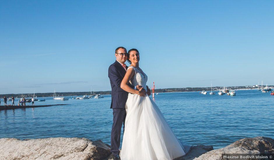 Le mariage de Sébastien et Sandy à Quimper, Finistère
