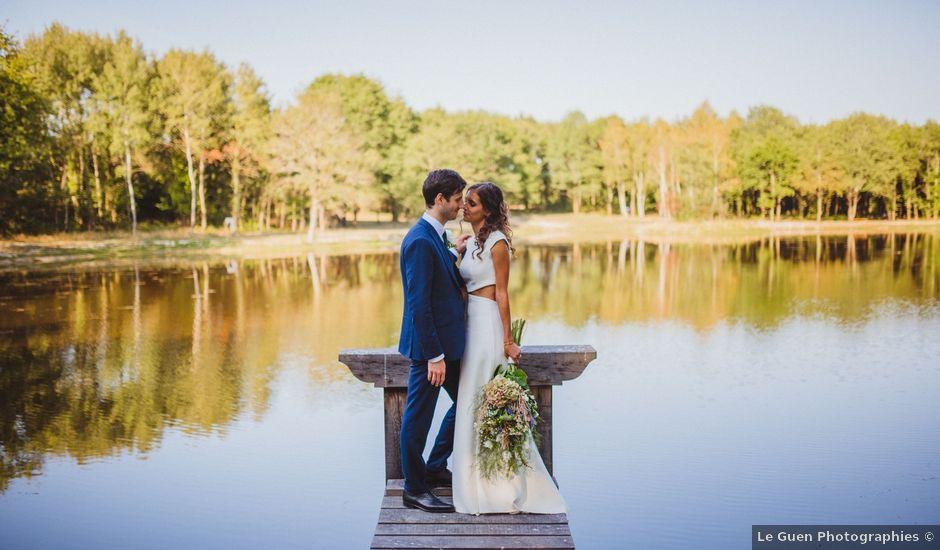 Le mariage de Edouard et Talissa à Isdes, Loiret