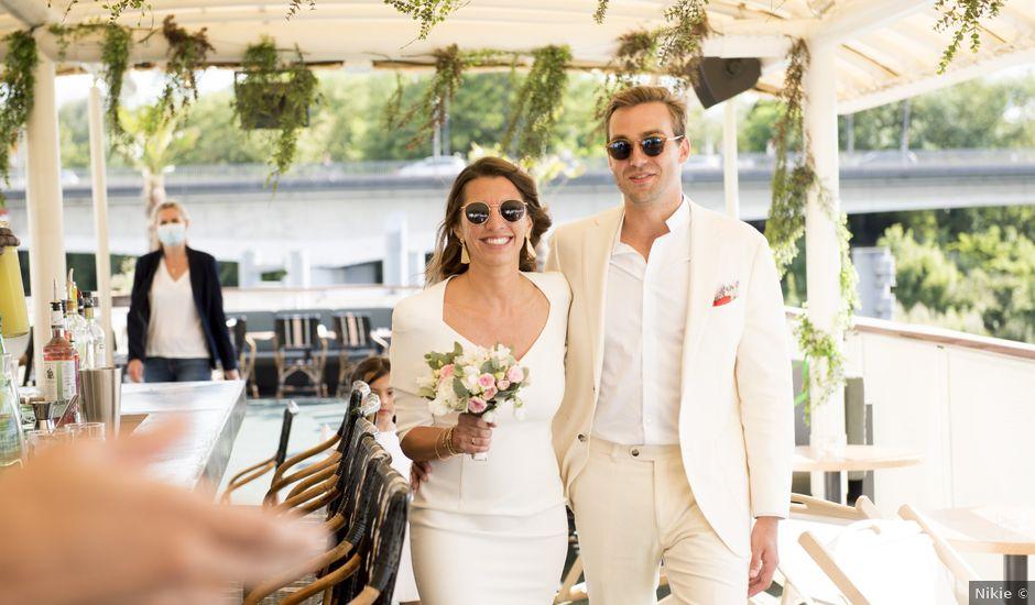 Le mariage de Alexandre et Faustine à Issy-les-Moulineaux, Hauts-de-Seine