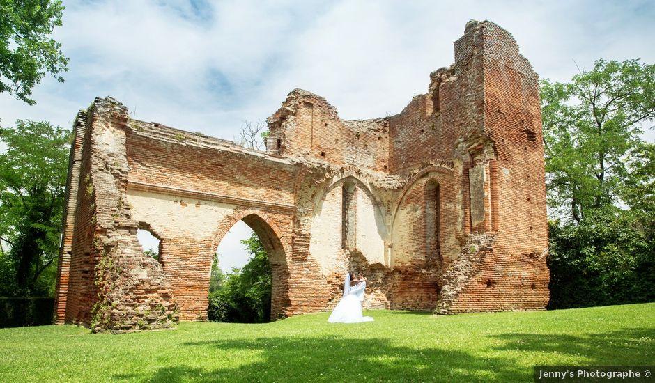Le mariage de Thomas et Aline à Bessières, Haute-Garonne