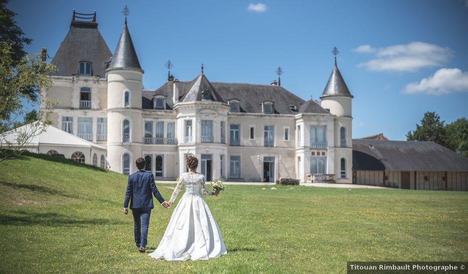 Le mariage de Alban et Johanna à Auxerre, Yonne