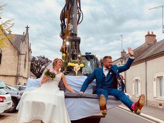 Le mariage de Marine  et Pierre-Jean