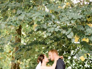Le mariage de Pauline et Germain