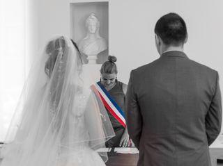 Le mariage de Stéphanie et Milan 1