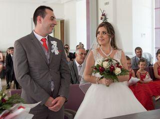 Le mariage de Stéphanie et Milan