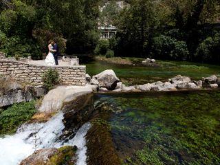 Le mariage de Richard et Emeline 1