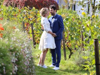 Le mariage de Claire et François