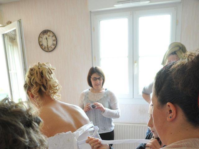Le mariage de Quentin et Alicia à Saint-Fargeau, Yonne 4