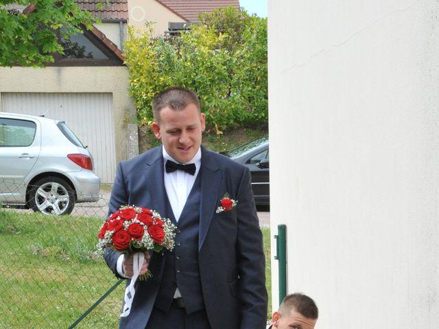 Le mariage de Quentin et Alicia à Saint-Fargeau, Yonne 12