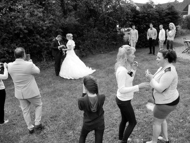 Le mariage de Quentin et Alicia à Saint-Fargeau, Yonne 19