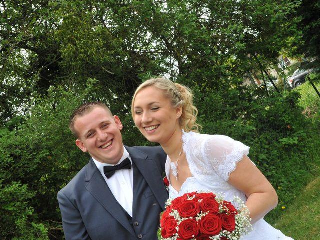 Le mariage de Quentin et Alicia à Saint-Fargeau, Yonne 20