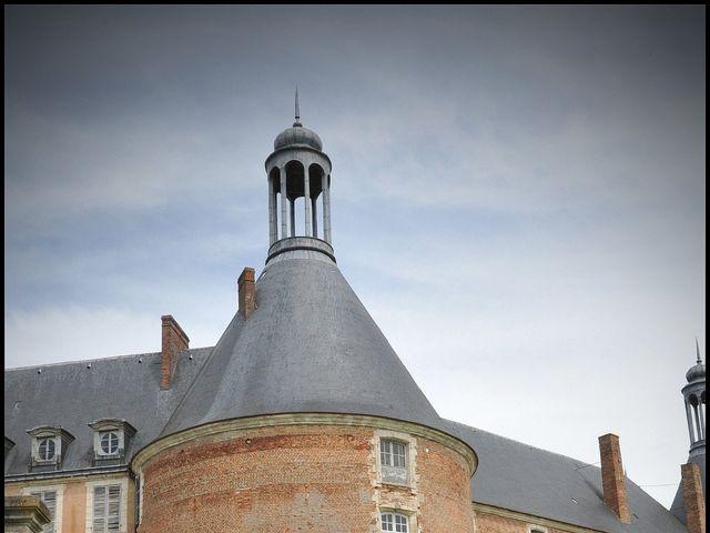 Le mariage de Quentin et Alicia à Saint-Fargeau, Yonne 26