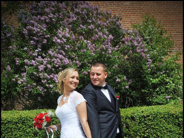 Le mariage de Quentin et Alicia à Saint-Fargeau, Yonne 27