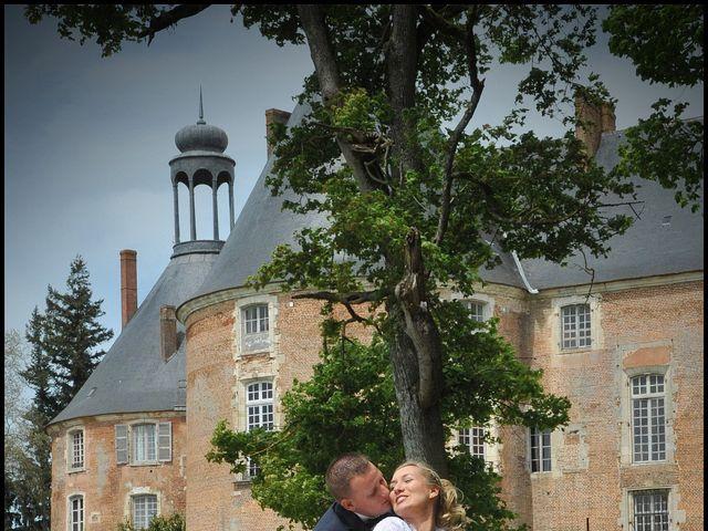 Le mariage de Quentin et Alicia à Saint-Fargeau, Yonne 28