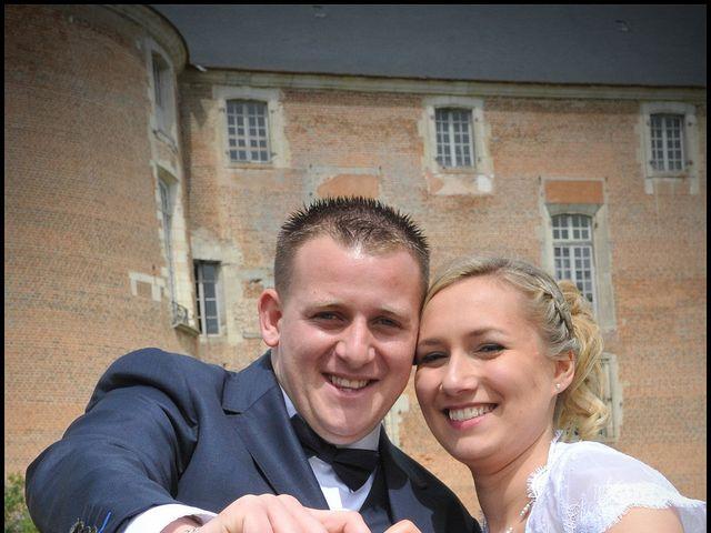 Le mariage de Quentin et Alicia à Saint-Fargeau, Yonne 29