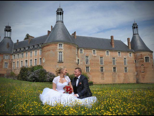 Le mariage de Quentin et Alicia à Saint-Fargeau, Yonne 30