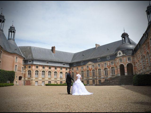 Le mariage de Quentin et Alicia à Saint-Fargeau, Yonne 32