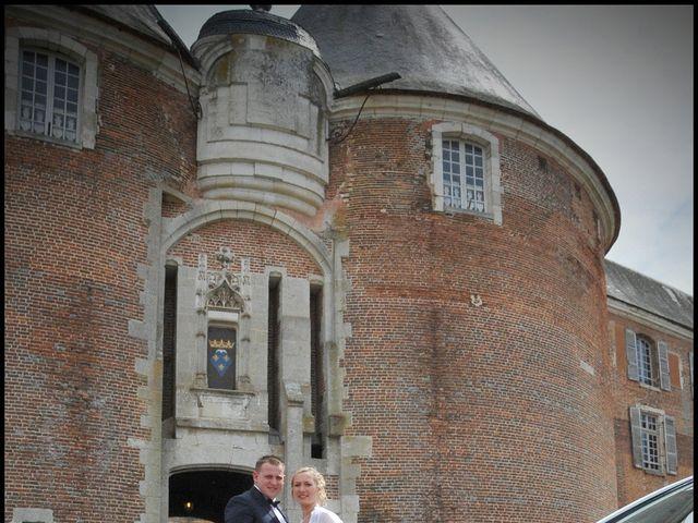 Le mariage de Quentin et Alicia à Saint-Fargeau, Yonne 34