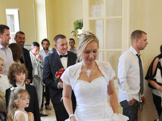 Le mariage de Quentin et Alicia à Saint-Fargeau, Yonne 36