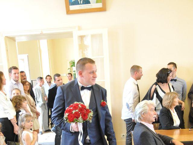 Le mariage de Quentin et Alicia à Saint-Fargeau, Yonne 37