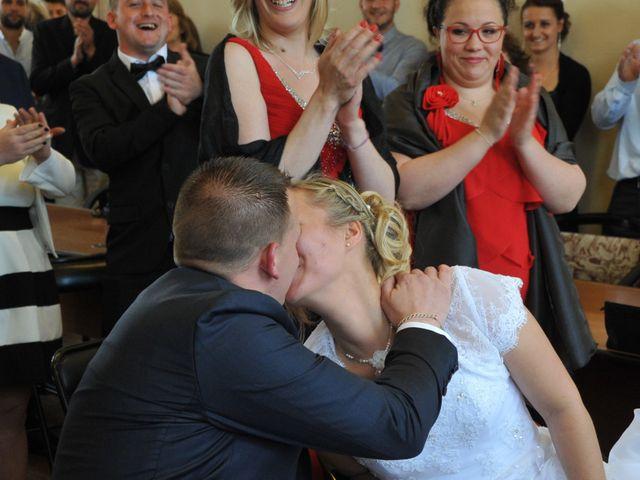 Le mariage de Quentin et Alicia à Saint-Fargeau, Yonne 39