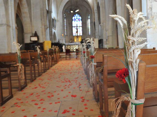 Le mariage de Quentin et Alicia à Saint-Fargeau, Yonne 47