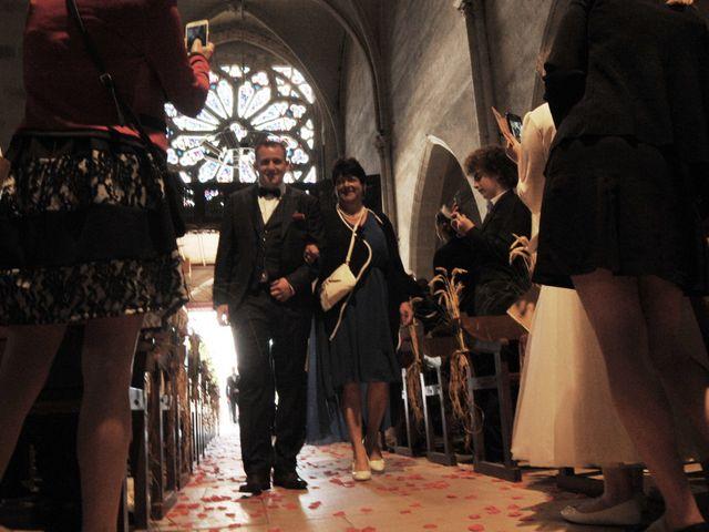 Le mariage de Quentin et Alicia à Saint-Fargeau, Yonne 49