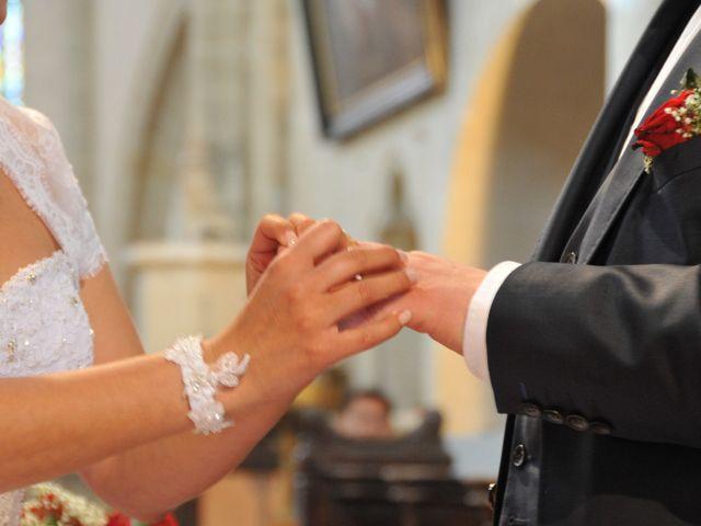 Le mariage de Quentin et Alicia à Saint-Fargeau, Yonne 53
