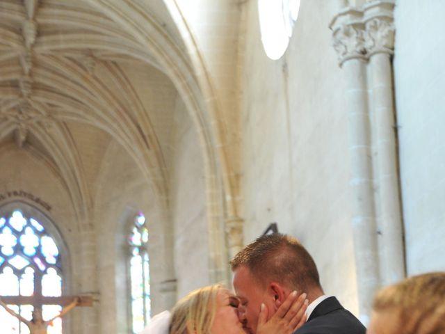 Le mariage de Quentin et Alicia à Saint-Fargeau, Yonne 54