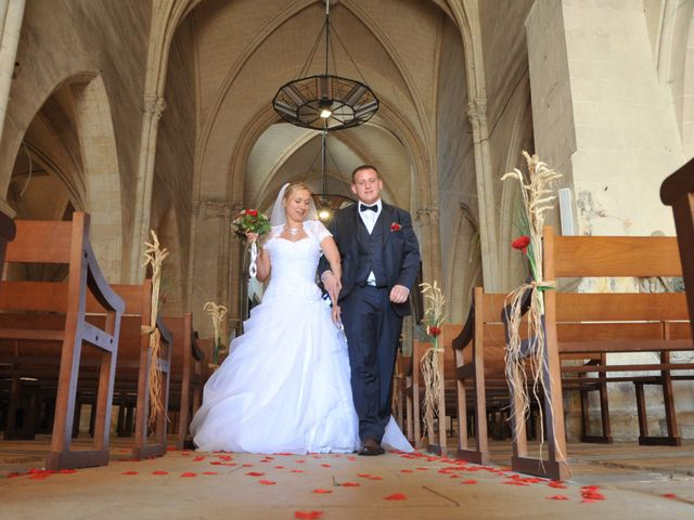 Le mariage de Quentin et Alicia à Saint-Fargeau, Yonne 57