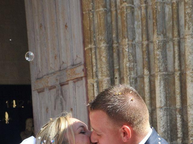 Le mariage de Quentin et Alicia à Saint-Fargeau, Yonne 58