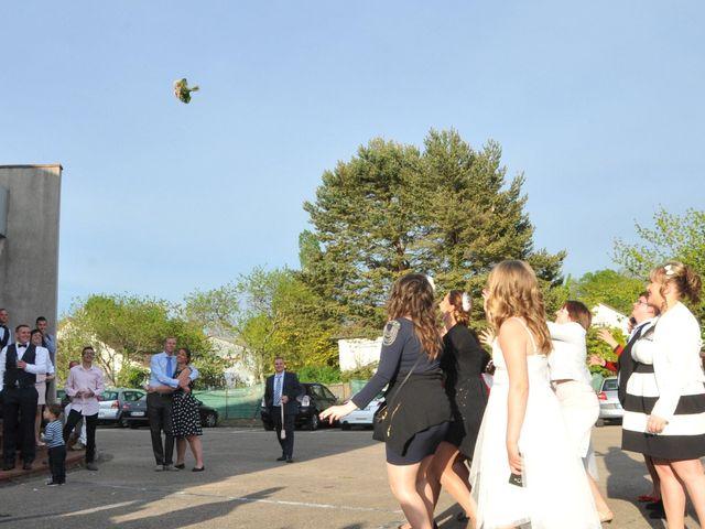 Le mariage de Quentin et Alicia à Saint-Fargeau, Yonne 66