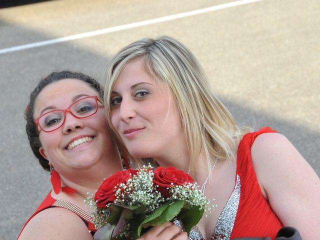Le mariage de Quentin et Alicia à Saint-Fargeau, Yonne 67