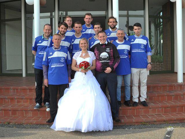 Le mariage de Quentin et Alicia à Saint-Fargeau, Yonne 70