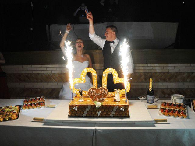 Le mariage de Quentin et Alicia à Saint-Fargeau, Yonne 87