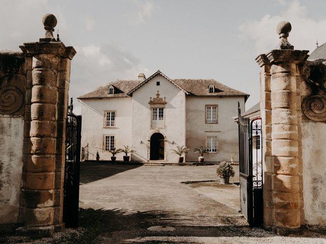 Le mariage de Liam et Sarah  à Coslédaà-Lube-Boast, Pyrénées-Atlantiques 1