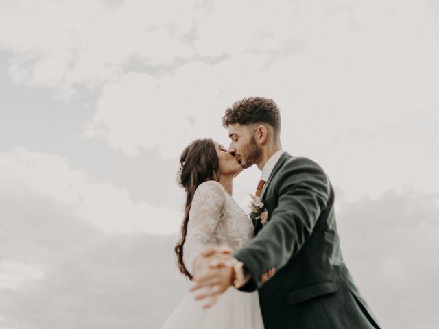Le mariage de Sarah  et Liam