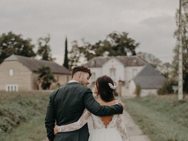 Le mariage de Liam et Sarah  à Coslédaà-Lube-Boast, Pyrénées-Atlantiques 7