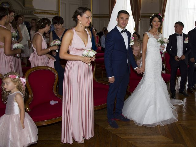 Le mariage de Johann et Bianca à Limoges, Haute-Vienne 19