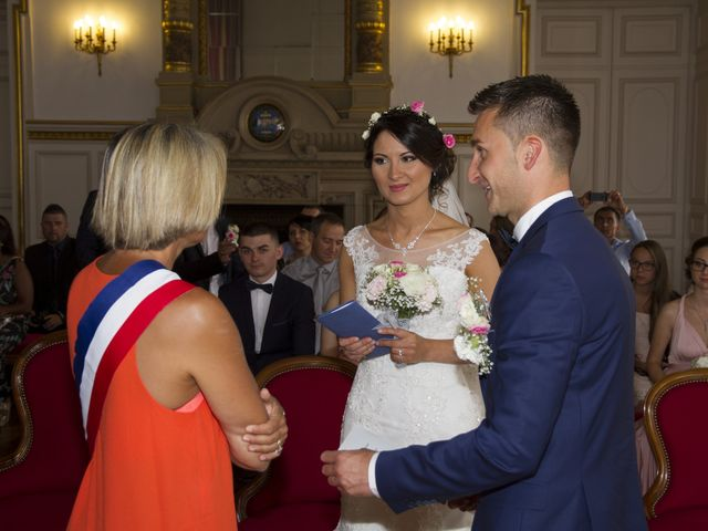 Le mariage de Johann et Bianca à Limoges, Haute-Vienne 22
