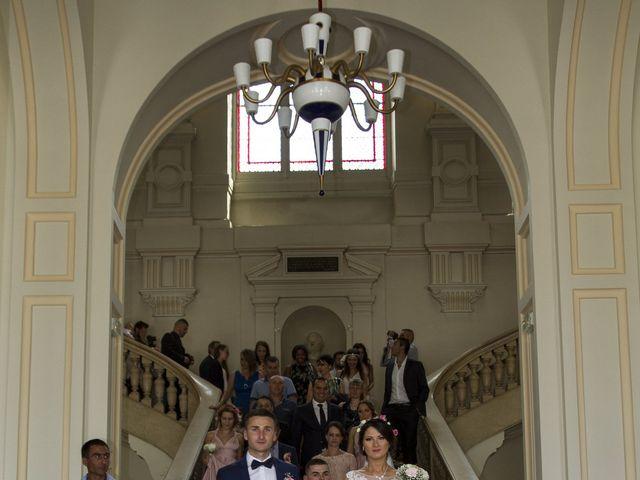 Le mariage de Johann et Bianca à Limoges, Haute-Vienne 23