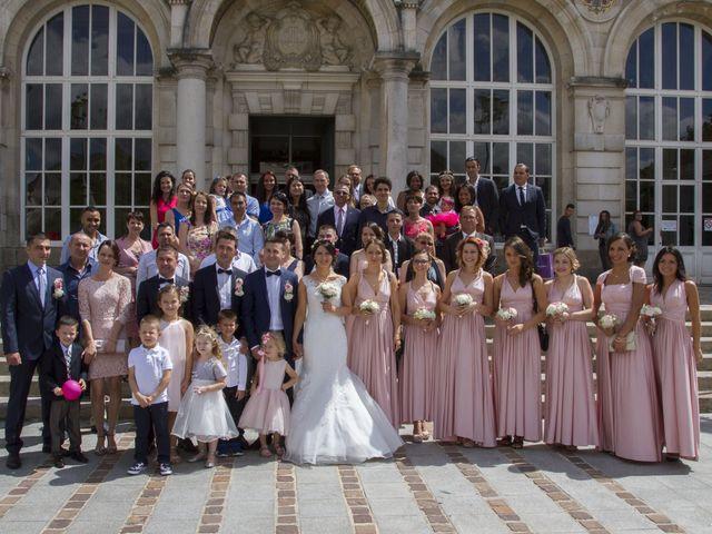 Le mariage de Johann et Bianca à Limoges, Haute-Vienne 24