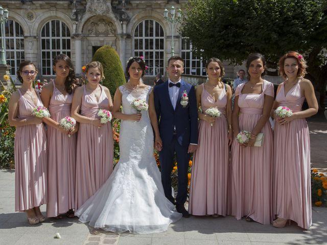 Le mariage de Johann et Bianca à Limoges, Haute-Vienne 25