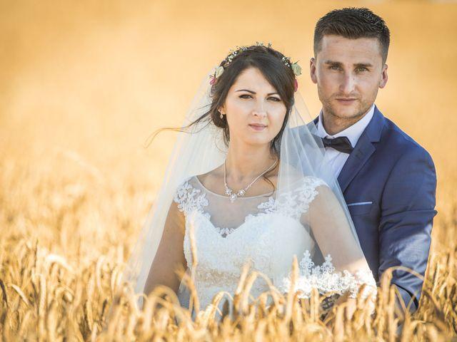 Le mariage de Johann et Bianca à Limoges, Haute-Vienne 37
