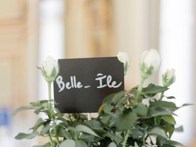 Le mariage de Germain et Pauline à Trédion, Morbihan 5