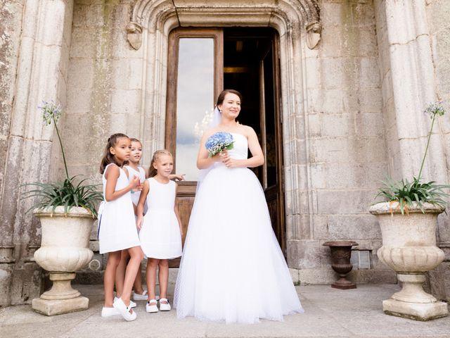 Le mariage de Germain et Pauline à Trédion, Morbihan 11
