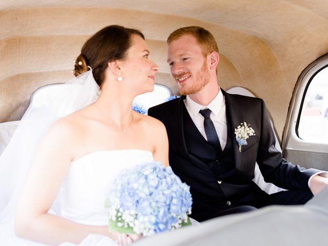 Le mariage de Germain et Pauline à Trédion, Morbihan 22