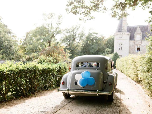 Le mariage de Germain et Pauline à Trédion, Morbihan 25