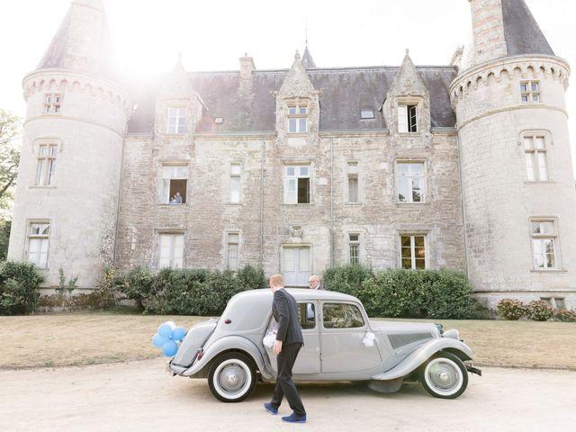 Le mariage de Germain et Pauline à Trédion, Morbihan 26