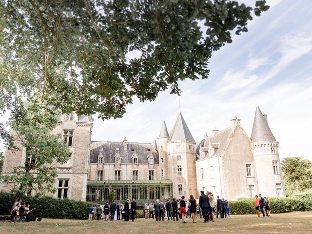 Le mariage de Germain et Pauline à Trédion, Morbihan 28